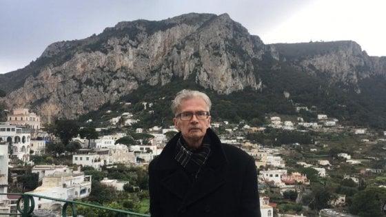 """Eduard Limonov: """"Scriverò di Capri, aspettavo di visitare quest'isola da sempre"""""""