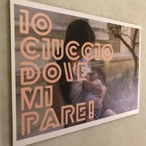 """Da Potenza a Firenze, nasce il primo baby pit-stop del Comune per la campagna """"Io ciuccio dove mi pare"""""""