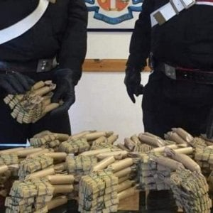 Ercolano, pensionato nascondeva 120 ordigni artigianali nel garage