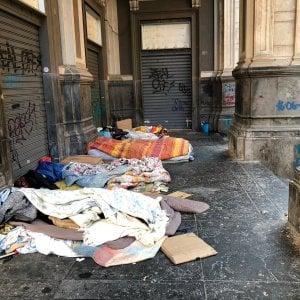 """""""Via Duomo, la bellezza dell'arte annullata dal degrado"""""""