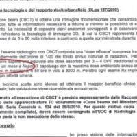 Asl Verona si scusa per il paragone con Napoli sui rischi degli esami radiologici