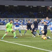 Napoli, finalmente Insigne: che gol alla Lazio