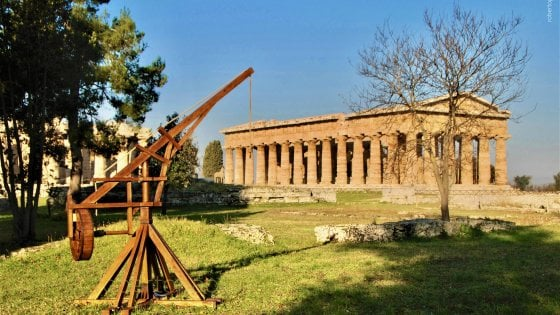 Paestum, nasce un parco giochi a tema archeologico tra i templi