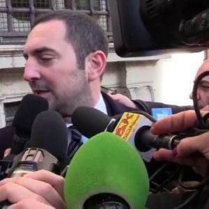 """Napoli, Spadafora: """"Il governo andrà avanti a prescindere dalle elezioni in Emilia"""""""