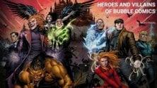Bubble Comics, dalla Russia, un nuovo universo fantastico