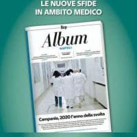 """Album Salute, oggi in edicola in regalo con """"Repubblica"""""""