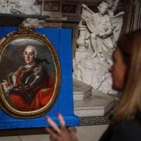 Cappella Sansevero: ecco il  ritratto di De Mura