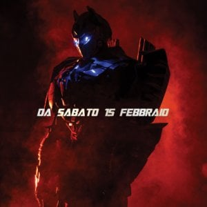 "Napoli, all'Edenlandia arriva l'evento ""Transformer"" con ""Optimus prime"""