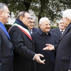 Mastella si dimette da sindaco di Benevento