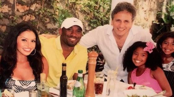"""I segreti della Capri di Kobe Bryant: """"Qui col sorriso senza negarsi a nessuno"""""""