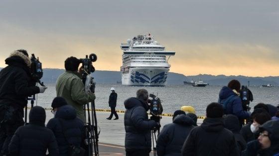 Coronavirus: è campano il comandante della nave in quarantena a Yokohama