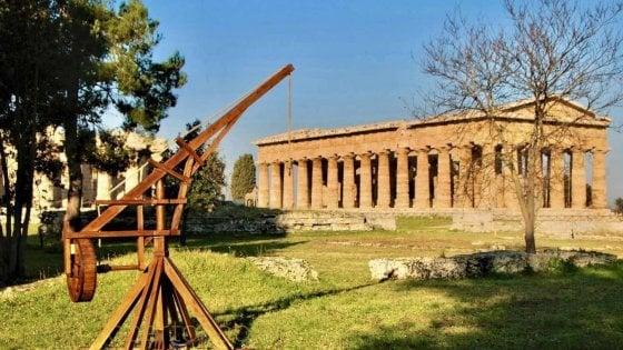 Paestum, record ingressi di gennaio al Parco archeologico
