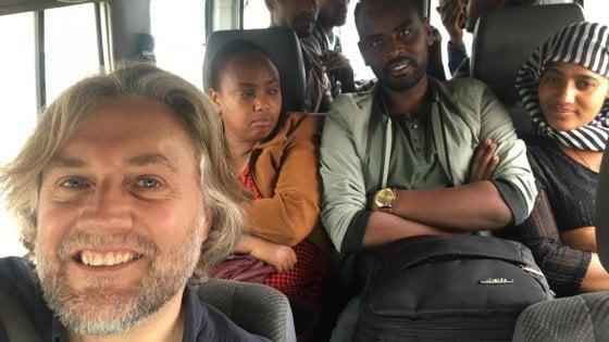 """Da Napoli all'Etiopia, """"L'Orientale"""" in missione per insegnare archeologia"""