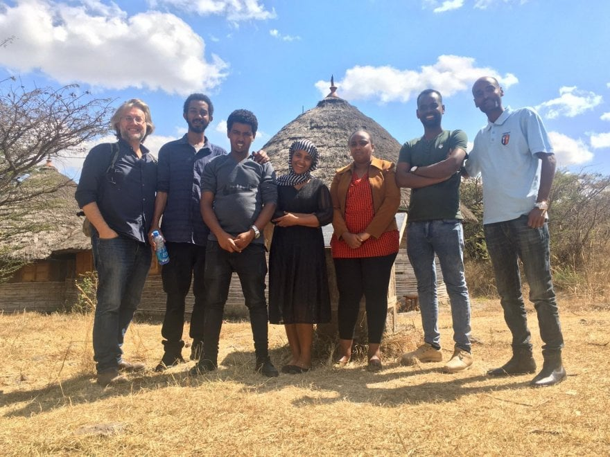 "Qui Addis Abeba, ""L'Orientale"" insegna archeologia agli etiopi"
