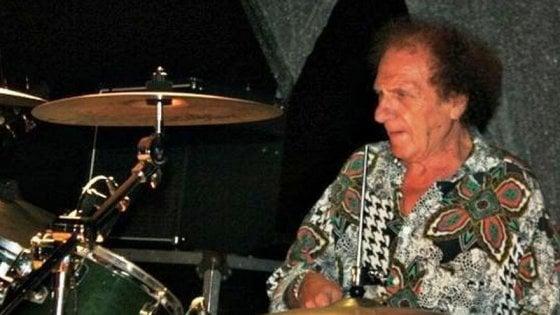 E' morto il batterista Franco Del Prete
