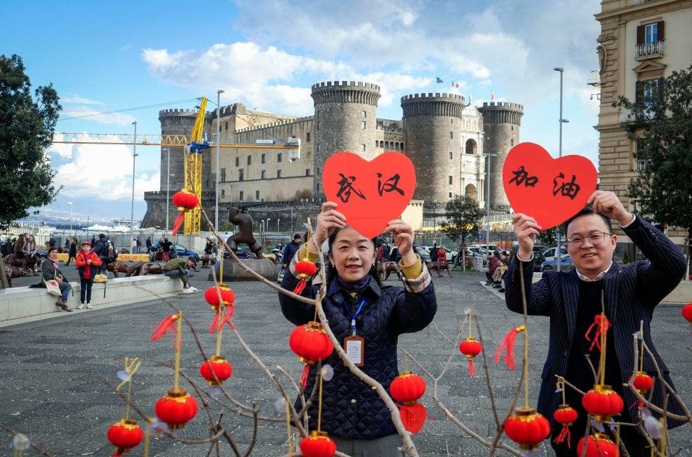 Coronavirus: flash mob di solidarietà alla comunità cinese