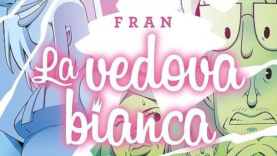"""""""La Vedova Bianca"""", la satira di Fran contro reality show e social network"""
