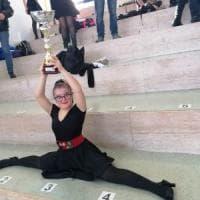 Il primo posto di Eleonora, danzatrice con sindrome di Down: sport è integrazione