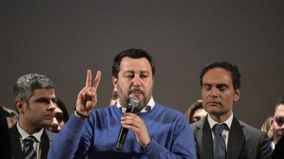 """Decreti sicurezza, Salvini: """"Cancellarli? Nemici dell'Italia"""""""