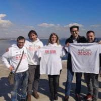 Operai Whirlpool Napoli incontrano colleghi ex Ilva