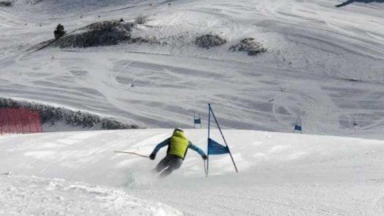 Il Circuito nazionale della Coppa Italia di sci fa tappa a Roccaraso