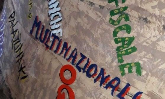 Scampia, il Carnevale Gridas e la ricossa degli ultimi: sui carri ambiente e politica dopo la vittoria delle Vele