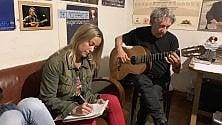 Gretchen Rhodes    e il brano di Bennato