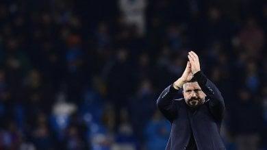 Napoli, cuore e testa al Camp Nou. Gattuso vuole la qualificazione in Champions