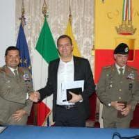 Firmato Protocollo d'Intesa tra Comune e Nunziatella per il progetto
