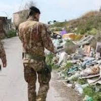 Rifiuti: Esercito nel Napoletano contro sversamenti illegali