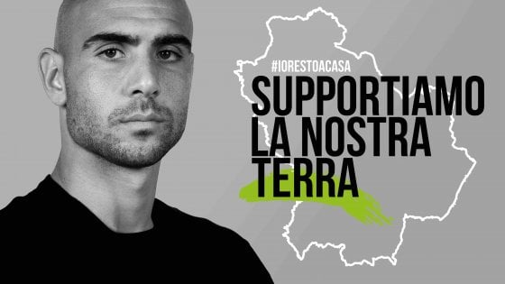 Potenza, raccolte fondi per ospedali lucani: il calciatore Zaza dona 10 mila euro