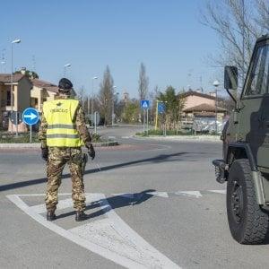 Coronavirus, De Luca chiede l'intervento dell'esercito in Campania