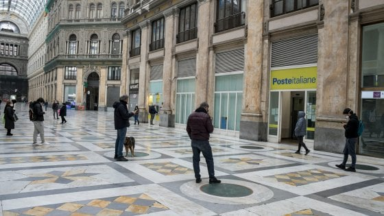 Poste Italiane, anche in Campania le misure per evitare gli affollamenti