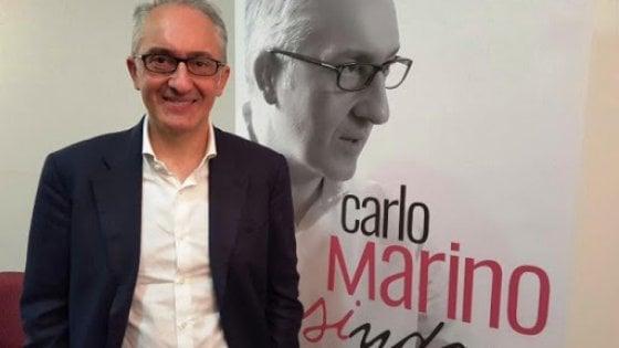 """Coronavirus: il sindaco di Caserta, Carlo Marino, scrive al sindaco di Bergamo, Giorgio Gori: """"Adda passà 'a nuttata!"""""""