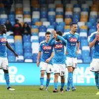 Napoli Calcio, l'attività sportiva è sospesa fino a data da destinarsi