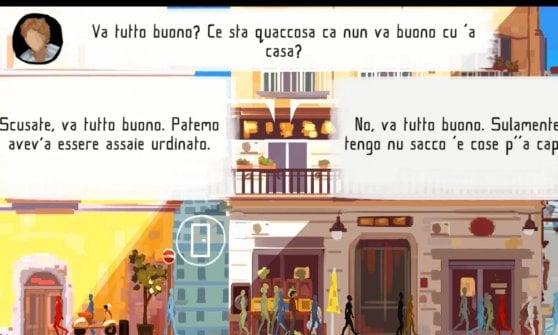"""Musei, """"Father & Son"""": il videogioco del Mann debutta in napoletano. In autunno sarà rilasciato il sequel"""