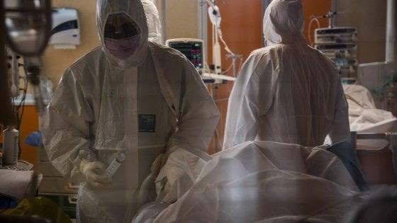 """Coronavirus, """"Io, medico a Boscotrecase tra le corsie di un lazzaretto"""""""