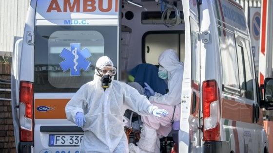 Morti e proteste, indagine su ospedale Covid  di Boscotrecase