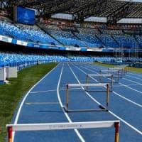 Coronavirus: atletica leggera, rinviato Golden gala di Napoli