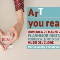 """ArT You Ready?"", il ""flashmob fotografico"" lanciato dal Mibact"