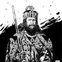 La storia in un disegno: Carlo Magno, di Lorenzo Ruggiero