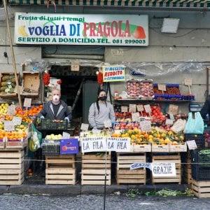 """""""Oltre mezzo milione di persone in Campania hanno bisogno di aiuto per mangiare"""""""