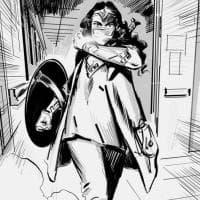 Un disegno contro la paura: Wonder Woman, tributo alle donne che combattono il virus