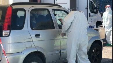 """Coronavirus, a Napoli apre  il """"Casello Tampone"""""""