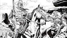 Tex e Carson al galoppo di Ernesto Pugliese