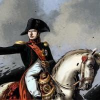 La storia in un disegno: Napoleone