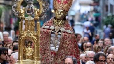 Il Coronavirus ferma anche la processione di San Gennaro