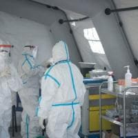 Coronavirus, in Campania  2.828 contagiati