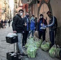 Buoni spesa, a Napoli 3.455 domande arrivate al Comune