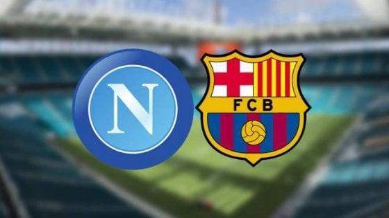 Calcio, parte il rimborso per i  biglietti Barcellona-Napoli